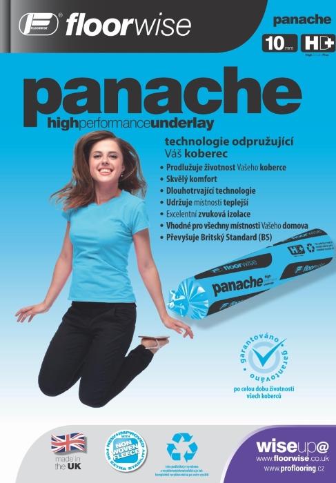 <b>Panache - o milimetr lepší komfort</b>