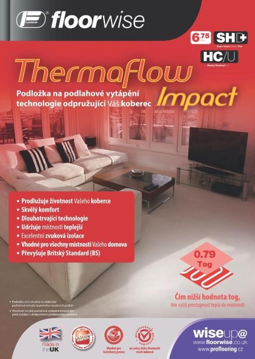 <b>Thermaflow - tam kde je podlahové vytápění</b>