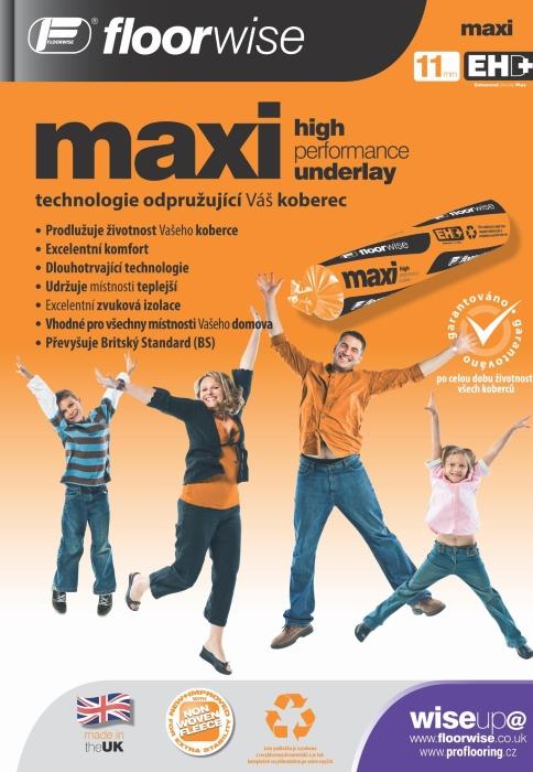 <b>Maxi - pro maximální komfort</b>